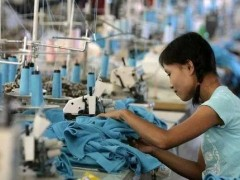 """服装品牌出逃中国 下一个""""世界服装工厂""""正在崛起"""