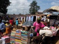 廉价纺织品的涌入导致尼日利亚收入减少